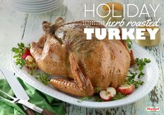 The Thanksgiving essential -  JENNIE-O® Classic Young Turkey roasted with a wonderful herb rub.