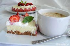 Fotorecept: Jahodová mini torta