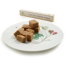 Buchanan's of Scotland is the largest manufacturer of confectionery in Scotland and boasts the finest quality confections available. Based in Greenock, they produce over 50 lines of homemade confectionary, but their traditional Clotted Cream Fudge is an English favorite.