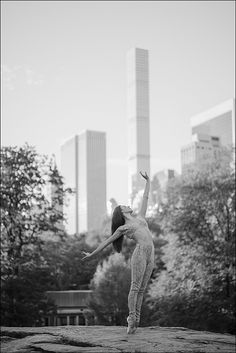 Tiler - Central Park, New York City Outfit by Norma Kamali Follow the Ballerina Project on Facebook, Instagram, YouTube, Twitter & Pinterest For information on purchasing Ballerina Project limited...