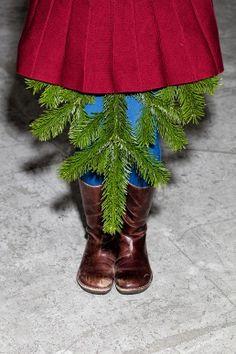©harry + lidy tree and me happy holidays