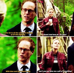 """Archie and Emma Swan - 6 * 1 """"The Saviour"""""""
