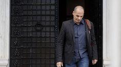 El ex ministro de Finanzas griego, Yanis Varoufakis
