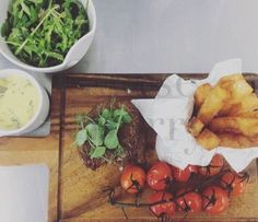 Steak and Chips steak #bernaise #chips #seasonal #local #delicious #perfect #caterers #bestofbritish #events #London #Buckinghamshire #Marlow #corporate #wedding Goose & Berry Catering Buckinghamshire and Berkshire Wedding Event Food  #mains