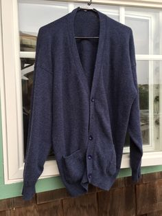 A personal favorite from my Etsy shop https://www.etsy.com/listing/246423543/sale-antartex-vintage-cardigan-sweater