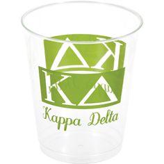 how to write a kappa delta rec