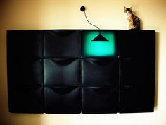 IKEA Hackers: Trones lamp hack and a cat  Neat idea.