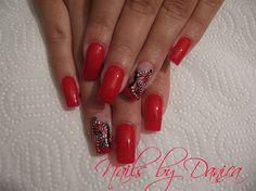 Jelena♥ by danicadanica - Nail Art Gallery nailartgallery.nailsmag.com by Nails Magazine www.nailsmag.com #nailart