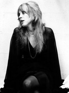 stevie nicks is fantastic, spine chilling voice, music, guitar, everything.