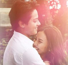 Kathryn Bernardo and Daniel Padilla in the music video Can't Help Falling In Love ❤ Falling In Love Movie, Cant Help Falling In Love, Daniel Johns, Daniel Padilla, John Ford, Kathryn Bernardo, Star Magic Ball, Drama Movies, Celebrity Couples