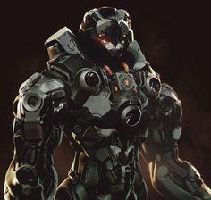 toxic_01 by mhattaran | Vizjhanti: Inspirations for Character Concept…