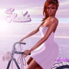 💌💌Visita 22amanda Shop 💌💌 22a_Spring Fresh Dress http://es.imvu.com/shop/product.php?products_id=32882905  22a_Eliza Coupe Ginger http://es.imvu.com/shop/product.php?products_id=35935740