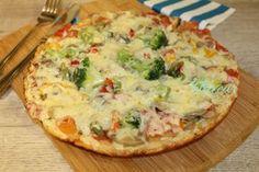 PIZZA LA TIGAIE - Flaveur Eggplant Pizza Recipes, Eggplant Pizzas, Baby Food Recipes, Cooking Recipes, Healthy Recipes, Healthy Food, Focaccia Bread Recipe, Love Pizza, Toddler Meals