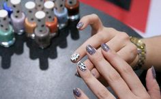 Melbourne's best nail art salons