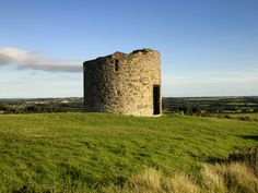 Vinegar Hill, County Wexford, Ireland. The hill I played on as a wee lad.