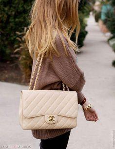 Chanel. Need I say more.