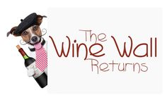 The Wine Wall returns to this year's Jack/Chow fundraiser! Find out how to donate a bottle for the dogs or get your event tickets now! #jackchowfun