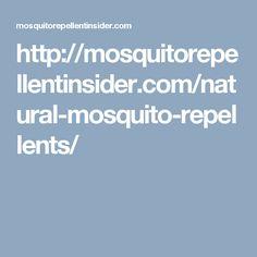 http://mosquitorepellentinsider.com/natural-mosquito-repellents/