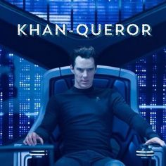 I just had too! Words that start with Khan.