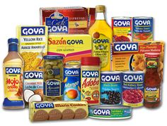 Goya items for people who love them.