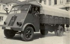 French 5t truck AHR   by Net-Maquettes