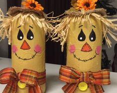 Cute Scarecrow Decoration
