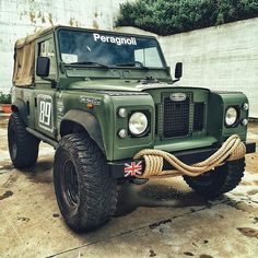 Image result for defender towing rope