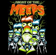 Night of the Meeps « Daily T-Shirts