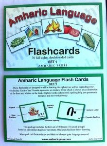 Flashcards close up