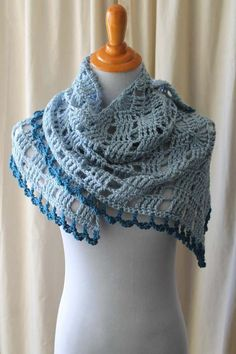 Leah's Sunspree Shawl