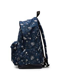 Wild Backpack, Black Navy, large