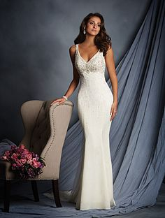 Alfred Angelo Bridal Style 2497 from Alfred Angelo's Bridal Collections and Wedding Styles
