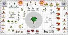 Garden Plan - Alicia & Robbie