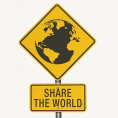 """Share The World"" / Recycled Propaganda"