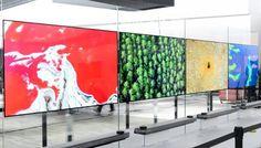 LG Signature OLED TV W Series Unveiled at CES 2017