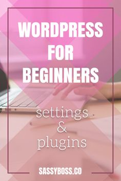 Are you looking for a wordpress tutorial for beginners? This step by step post shows you what you need to do after you install Wordpress, what plugins you need and how to install a Wordpress theme. Wordpress For Beginners, Blogging For Beginners, Wordpress Plugins, Wordpress Theme, Ecommerce, Blog Names, Wordpress Website Design, Blog Planner, Make Money Blogging
