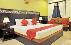 Puri Dewa Bharata Hotel & Villas Room