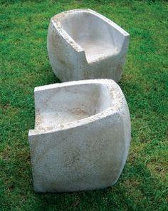 chairs via Zachary A. Design, Leaf Magazine