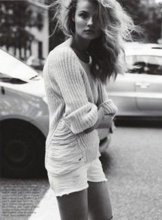 Summer time sweater