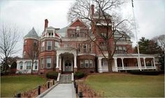 New York Governor's mansion, Albany, NY