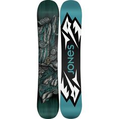 Jones Snowboards Mountain Twin Snowboard - $500