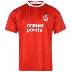 Liverpool home shirt by Score Draw. 30c9e3718