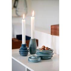Cono lysestake fra Kähler, designet av Marianne Nielsen. Denne lysestaken er inspirert fra den ...