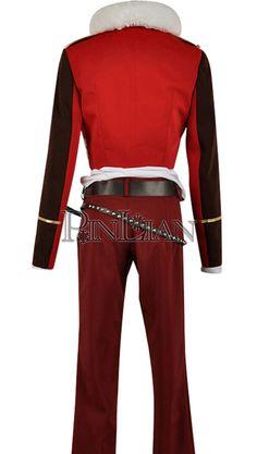Ensemble Stars UNDEAD Otogari Adonis Valentine Uniform Cosplay Costume  Halloween Otogari Adonis UNDEAD 5651e54e82