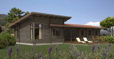 Kontio - Plans / modèles de maisons bois