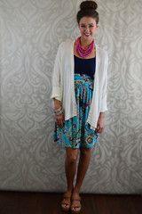 Lucy Short Fiyah Skirt