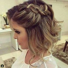 Short Hair Styles For Wedding Awesome 36 Beautiful Wedding Hairstyles For Short Hair  Wedding