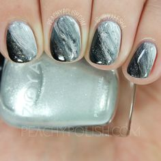 Paint All The Nails Presents Monochrome