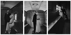 Train pre wedding at TMII