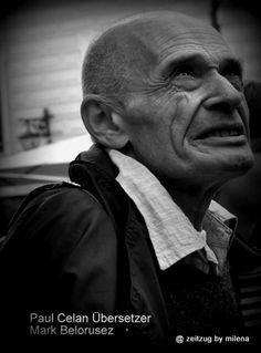 Um diese Stille zu hören, sei er nach Czernowitz gekommen, sagt Mark Belorusez, der Celans Gedichte ins Ukrainische übersetzt. In der Ruhe der Provinz - der tiefsten habsburgischen Provinz, die sich denken lässt - konnte Paul Celan als Dichter reifen. Und Mark Belorusez rezitiert Celans Gedicht von der krausen Minze und der glatten Minze, wie sie auch auf diesem Bauernbeet stehen könnte